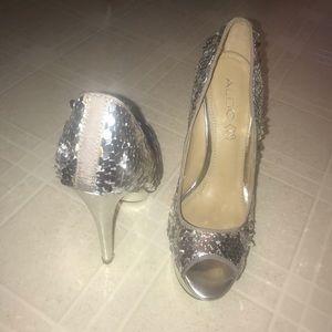 Aldo Silver pumps shoes